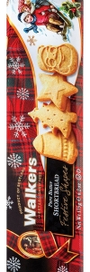 Walkers Kekse Shortbread Christmas 175g