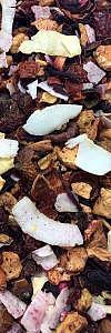 Früchtetee Kokos