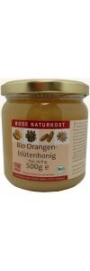 Orangenblütenhonig Bio 500g