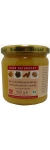 Sonnenblumenhonig Bio 500g