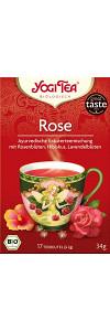 Yogi Tee Rose